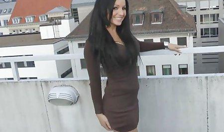 મોટા બોબલા વાળી મહિલા સેક્સ પેટા બાંધી અને ચેક પોર્ન શૌન સાથે રમવા maledom