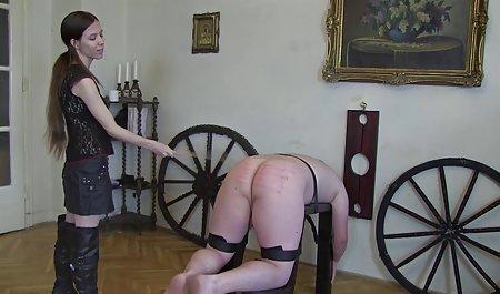 Horny સફેદ વ્યક્તિ કહે છે તેને સેક્સી કાળો ચેક પોર્ન સ્ટાર કૂતરી pounding તેના